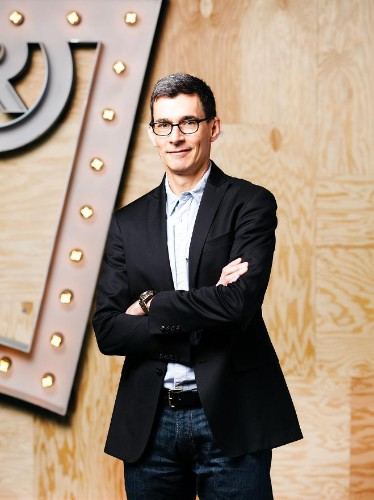 Levi Strauss & Co. CEO, Chip Bergh, On Managing The Intersection Of Tradition And Innovation