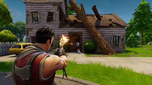 Fortnite: Battle Royale's Dusty Depot Treasure Map: Where To Find The Treasure