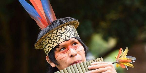 Indigenous Communities Descend On London To Discuss Urgent Environmental Action