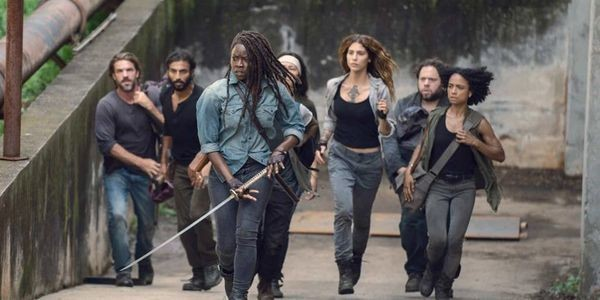 You Can Now Watch All Of The Walking Dead's Surprisingly Great Season 9 Online For Free