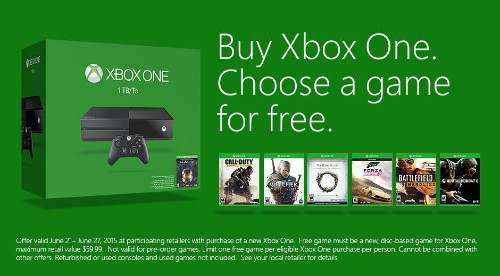 The Xbox One Effectively Costs $230 This Week