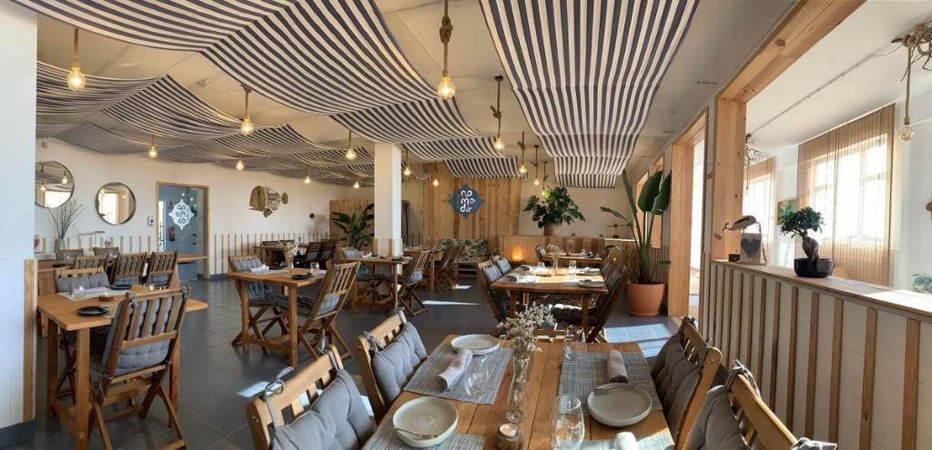 Portugal's Unlikeliest Great New Restaurant: Alma Nomada