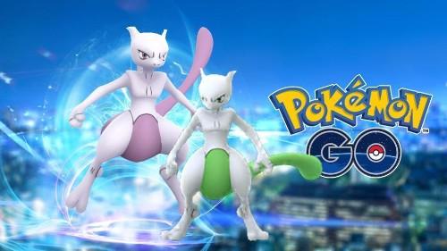 'Pokémon GO': Shiny Mewtwo Raid Hour Not Happening Tonight, Postponed Until Later Date