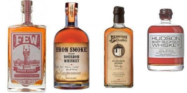 American Whiskey: 10 Best Bourbons Beyond Kentucky