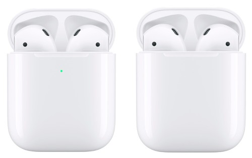 Apple AirPods 2 Vs AirPods: What's The Difference?