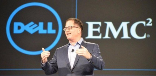 Dell To Rebrand As Dell Technologies After EMC Merger