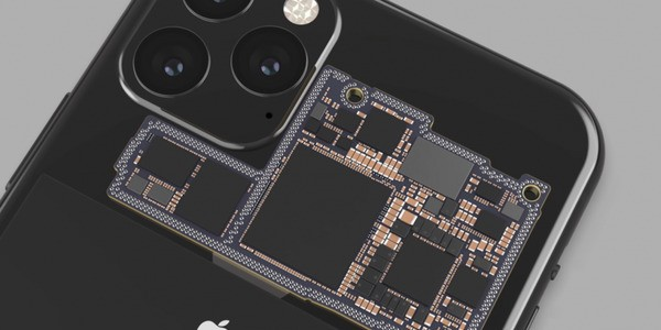 Apple's Redesigned iPhone 11 Logic Board Now Makes Sense