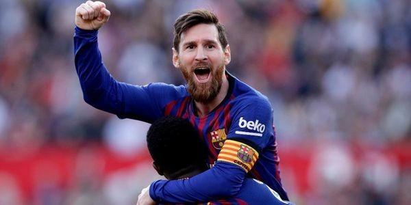 FC Barcelona Seek Third Straight La Liga Win Against Lionel Messi Favourite Victim In Sevilla