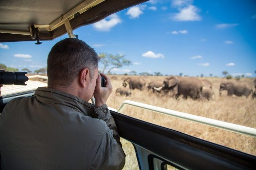 Inside The Private Jet Tour That Takes Guests On 8 Safaris