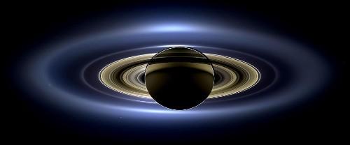 NASA's Cassini Reveals The Full Glory Of Saturn's Rings