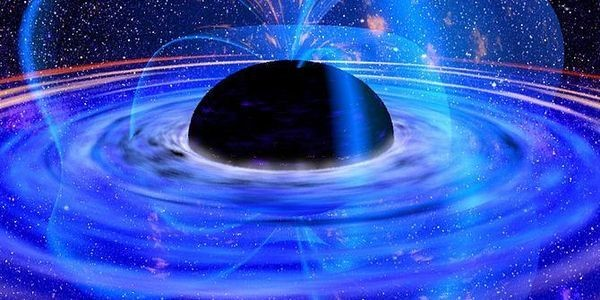 Are We Living In the Event Horizon Of A 4D Black Hole?