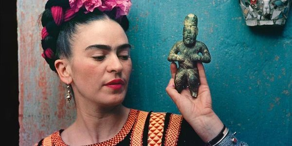 Come Eye-To-Eye With Frida Kahlo At Frist Art Museum In Nashville