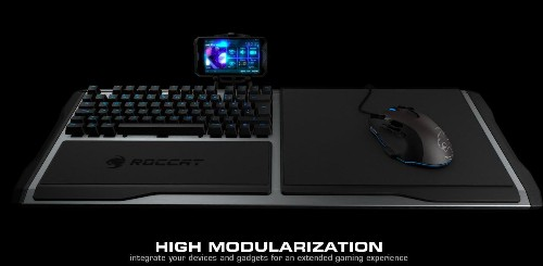 Roccat Just Introduced The Most Useful PC Gaming Peripheral Ever Created