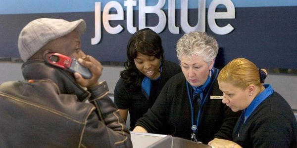 JetBlue To Delta At Boston Logan: Come And Get Us