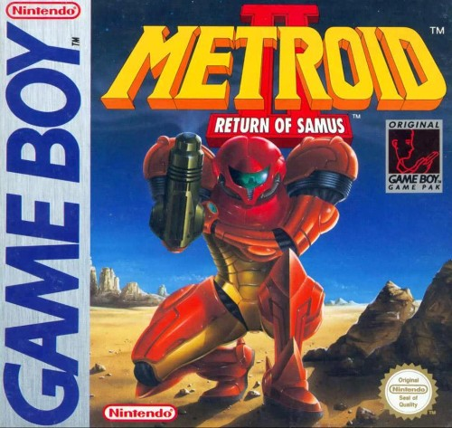 'Metroid: Samus Returns' Pays Tribute To The Original Game Boy Game With Reversible Cover Art