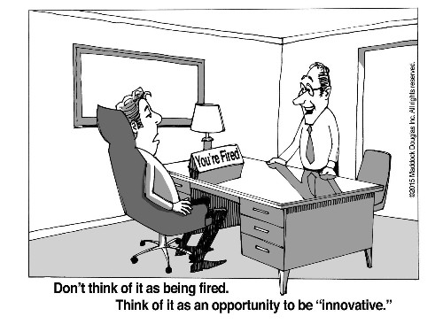 Why Just About Every Single Head of Innovation -- Including Me -- Should Be Fired
