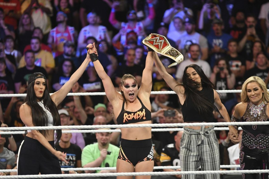 WWE Reportedly Considering Huge Special Event For Next Month
