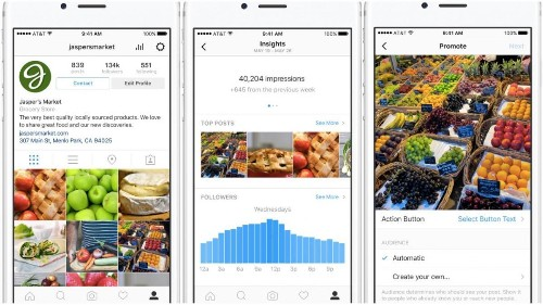Instagram Makes E-Commerce Push With New Tools For Businesses
