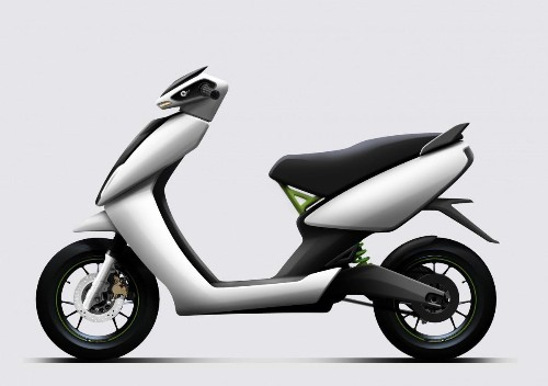 Two College Friends Raise $13 Million To Build India's First High Speed Electric Scooter