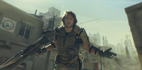'Call Of Duty: Advanced Warfare' Live-Action Trailer Is Video Game Movie Goodness