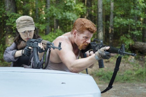 'The Walking Dead' Season 5, Episode 11 Review: She's Going 'The Distance'