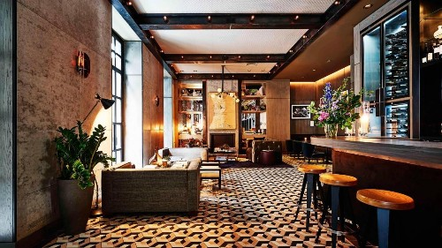 The Downtown Luxury Boutique Hotel, Reimagined: New York's New SIXTY SoHo