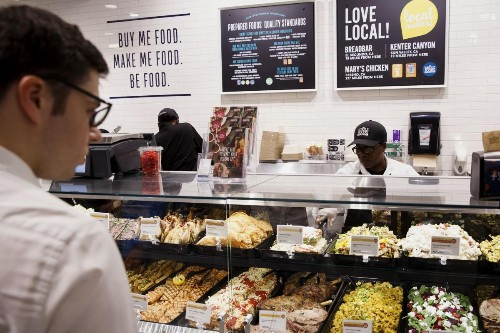 Why 'Grocerants' Are The Future Of Food Shopping