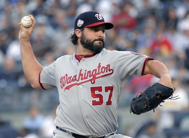 MLB Winter Meetings 2018: Cincinnati Reds Hope Roark Is Start Of Pitching Additions