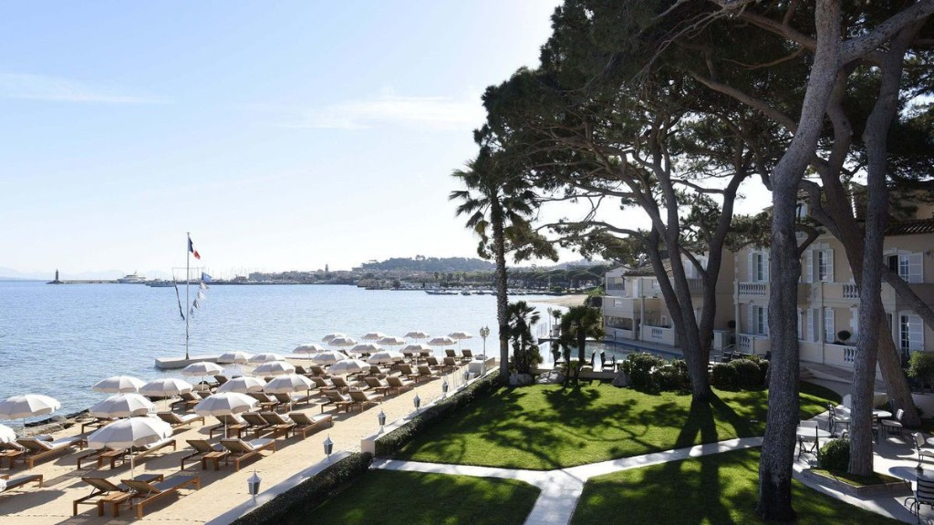 Cheval Blanc St Tropez An Exquisite Invitation To Relax By The Sea