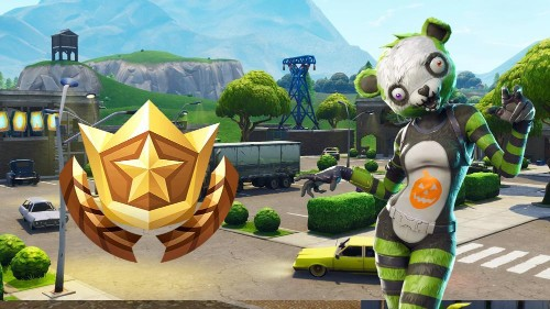 'Fortnite' Guide: Where To Find A Stand With Sheet Music On It In Retail Row