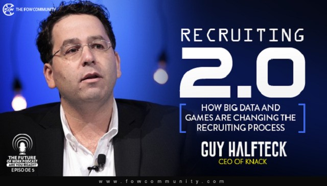 Fixing The Recruiting Process Using Games And Big Data
