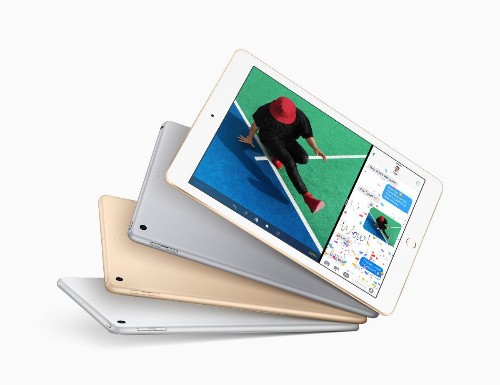 Apple Drops iPad Air To Simplify iPad Range