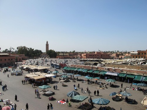 Marrakech: A Perfect 48 Hours In Morocco's Imperial City