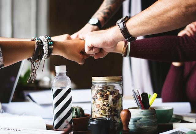 How To Build The Amazing Team Of Your Dreams
