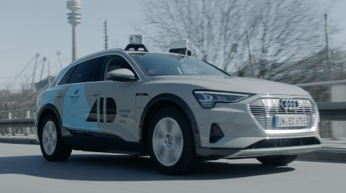 Is Lidar Necessary For Self-Driving Cars? Audi Seems To Think So