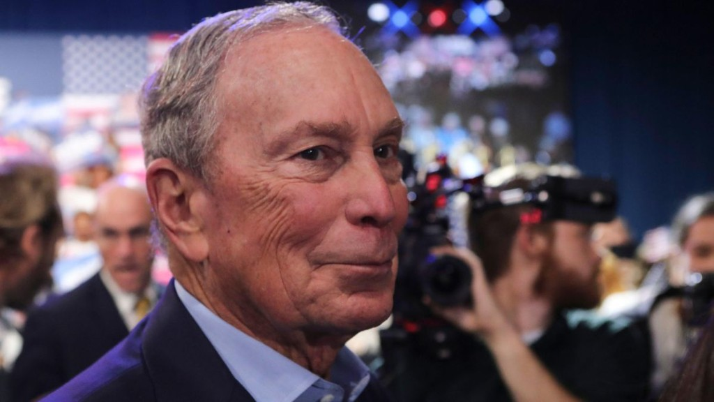 Report: Bloomberg Pumps $15 Million Into Biden's Bid To Flip Texas And Ohio