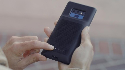 New Galaxy Note 9 Case Will Give You More Power