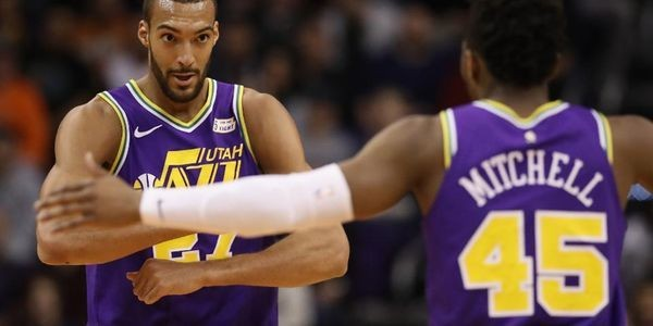 Utah Jazz Tabbed As Fourth-Best Team In The NBA By Oddsmakers