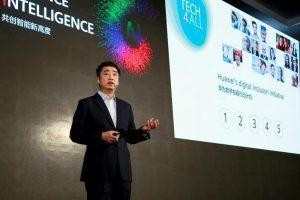 Huawei Seeks Out Partners At Shanghai Gathering That Attracts 25,000
