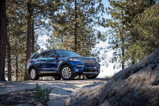 2020 Ford Explorer Would Make Lewis And Clark Proud And Grateful