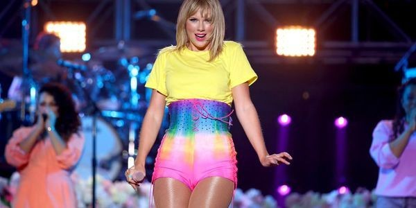 Taylor Swift Has Charted The Fifth-Most Top 10 Hits Among Women In History