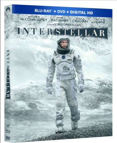 'Interstellar' Blu-Ray Delivers Glorious Transfer And Awesome Extras