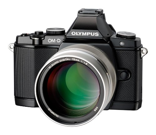 New Olympus Camera To Offer Rumoured 40 Megapixel Resolution
