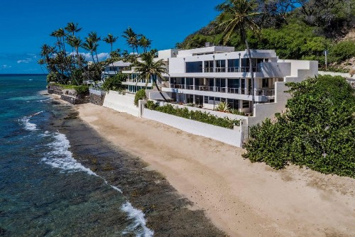 Take A Virtual Tour: Former Honolulu Home Of Fashion Designer Geoffrey Beene For Sale At $14M