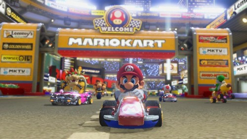 'Mario Kart 8' Review: Life In The Fast Lane
