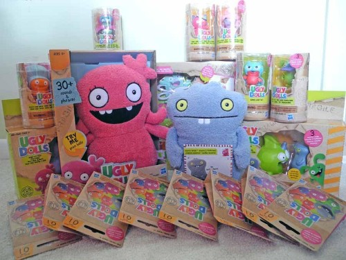 Here Are The UglyDolls Toys You Can Get Before The Movie