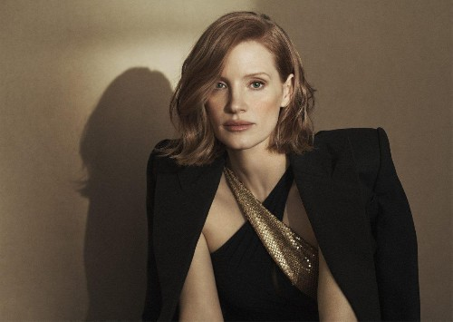 Jessica Chastain On Her New Ralph Lauren Fragrances Campaign And Leading Like a Woman