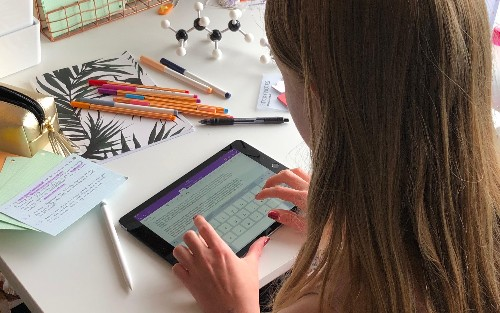 New iPad Offers Students A Versatile And Affordable Study Solution