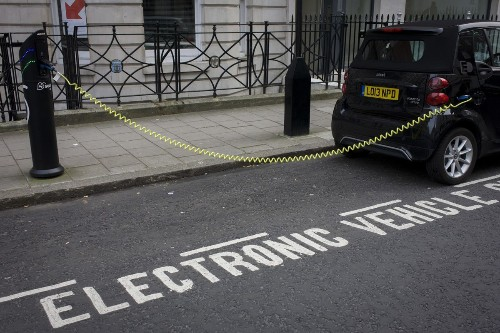 Electric Vehicle Batteries Will 'Dwarf' The Grid's Energy-Storage Needs