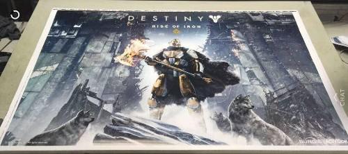 New Leak Reveals Destiny's Big Fall Expansion DLC, 'Rise of Iron'